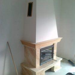 Budowa kominka w Rzeszowie