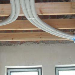 System rekuperacji w budowie