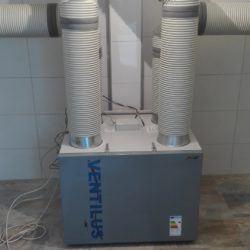 Rekupetor - centrala wentylacyjna