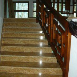 Piękne kamienne schody